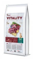 Akinu hrana za pse VITALITY dog adult hypoallergic lamb 12 kg