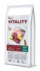 Akinu hrana za pse VITALITY dog adult medium chicken & beef, 12 kg