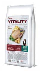Akinu hrana za pse VITALITY dog adult large chicken, 12 kg