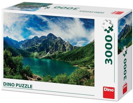 DINO puzzle Morskie Oko 3000 elementów
