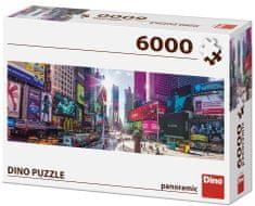 DINO puzzle Times Square 6000 elementów