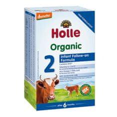 Holle Bio - dětská mléčná výživa 2 pokračovací - 3 ks
