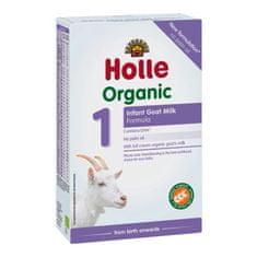 Holle bio - detská mliečna výživa na báze kozieho mlieka, 1 počiatočné - 3 ks