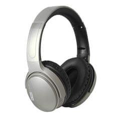 Trevi Słuchawki X-DJ 1301 PRO BT / SL, bateria SD, MP3, Numer magazynowy BVZ: 9205244
