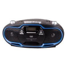 Trevi CMP 574 USB Portable Cassette Recorder, CMP 574 USB Portable Cassette Recorder
