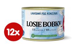 Pet Farm Family MSC Losie bobky konzerva 12 x 180 g