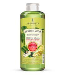 Kozmetika Afrodita tekući sapun za ruke, Lemon Grass, 1000 ml