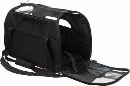 Trixie transportna torba MADISON 25x33x50cm, črna