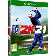 Take 2 PGA Tour 2K21 igra (Xbox One)