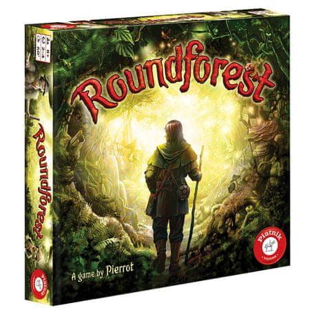 Piatnik gra Roundforest