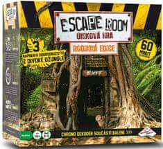 ADC Blackfire Escape room: Úniková hra Rodinná edícia