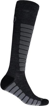 Sensor Zero Merino uniseks nogavice, sivo-modre, 3–5