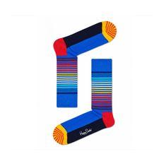 Happy Socks Ponožky Half Stripe (HAS01-6500)