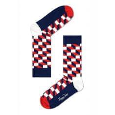 Happy Socks Ponožky Filled Optic (FO01-068)