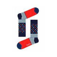 Happy Socks Ponožky Stripe and Dot (SDO01-6500)