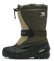 Sorel Youth Flurry DTV Alpine Tundra otroški zimski čevlji