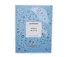 Jeu´Demeure Hydratační textilní maska AQUA 10 x 25 ml