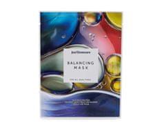 Jeu´Demeure Balancing textilní vyrovnávací maska proti vráskám 10 x 25 ml