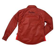 Rusty Pistons dámska košela RPSWW45 Village red