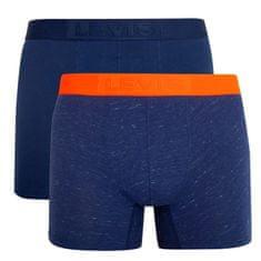 Levi's 2PACK pánské boxerky modré (100000501 001)