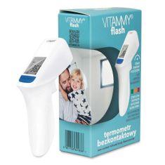 Vitammy FLASH HTD8816C, Termometr bezdotykowy z dwukierunkową technologią pomiaru