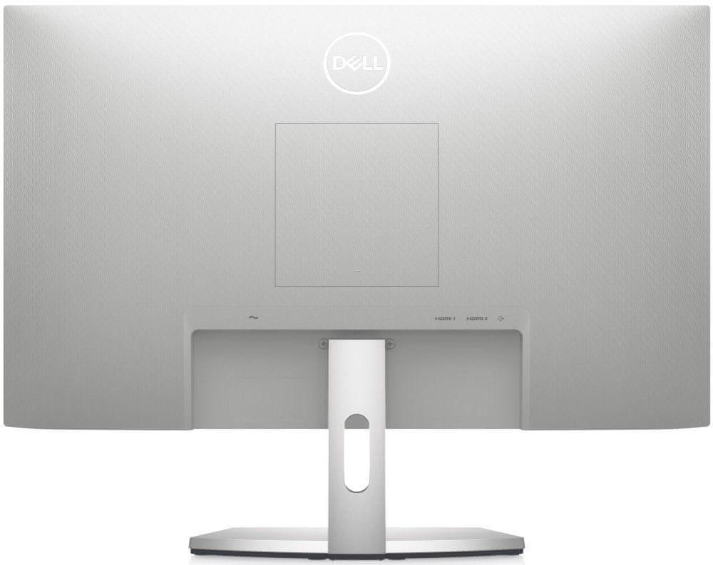 monitor Dell S2421H (210-AXKR) zmanjšanje napetosti oči brez utripanja v modri svetlobi brez utripanja