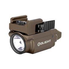 OLIGHT Svetlo na zbraň Olight Baldr Mini Desert 600 lm - zelený laser