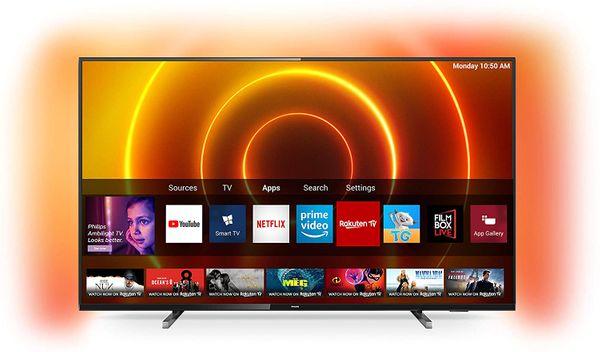OS SAPHI, Smart TV, YouTube, Netflix, Prime Video, intuitiven vmesnik, jasen, hiter