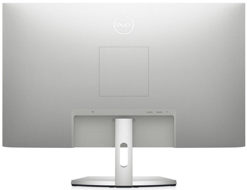 monitor Dell S2721HN (210-AXKV) zmanjšanje napetosti oči brez utripanja v modri svetlobi brez utripanja