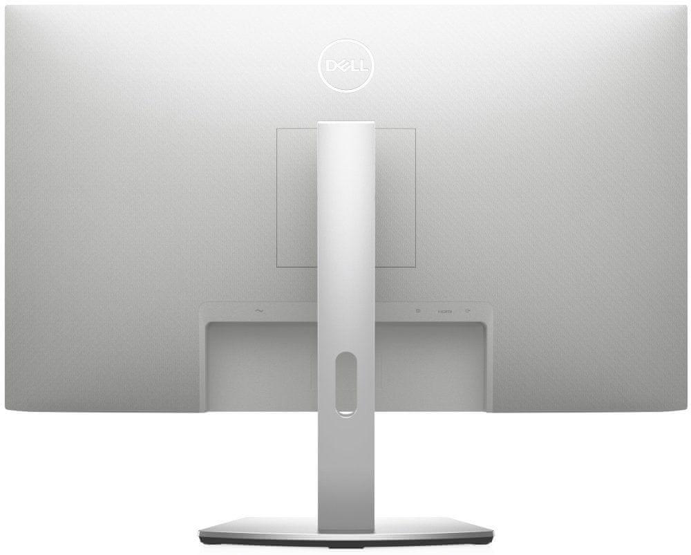 monitor Dell S2721HS zmanjšanje napetosti oči brez utripanja v modri svetlobi brez utripanja