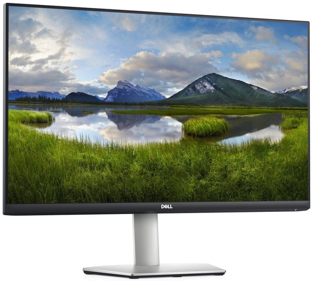 monitor Dell S2721HS QHD igralniška pisarna večopravilnost