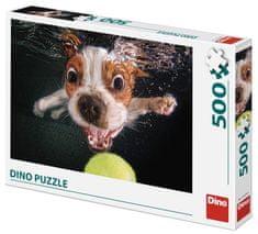 DINO puzzle Szczeniak pod wodą, 500 elementów