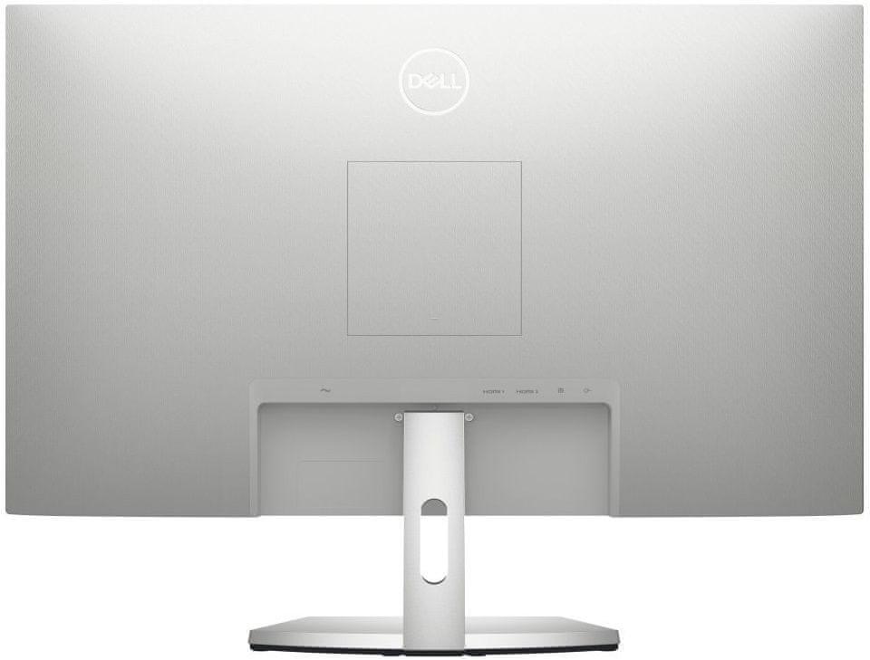 monitor Dell S2721D (210-AXKX) low blue light flicker-free a szem megerőltetésének csökkentésére