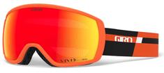Giro smučarska očala Balance, oranžne/rdeče leče
