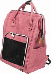 Trixie ruksak AVA 32x42x22 cm, crveni