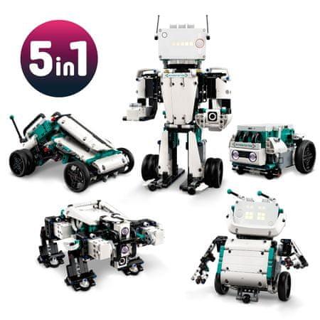 LEGO Mindstorms 51515 Robot feltaláló