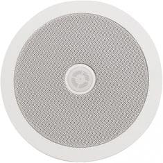 """Adastra C6D, 2-pásmový podhľadový 6.5"""" reproduktor, 50W, biely"""