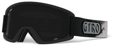 Giro smučarska očala Semi, črna/črna leča, 2 leči