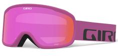 Giro smučarska očala Cruz, vijolična/roza leča