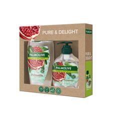 Palmolive Pure Double Pomegranate poklon set, Cee Xmas'20, 2 komada