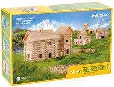 WALACHIA Fa építőjáték Vario Massive