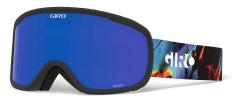 Giro Moxie, sivé, modrý zorník, 2 sklá