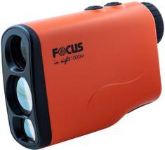 Focus Sport Optics In Sight 1000m, fekete/narancssárga
