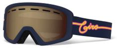 Giro Rev AR40, tmavo modré, ružový zorník