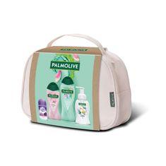 Palmolive Naturals Wellness poklon set, Cee Xmas'20, 4 komada + kozmetička torbica
