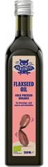 HealthyCo ECO Lněný olej za studena lisovaný 250 ml
