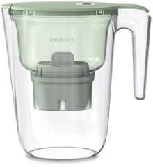 PHILIPS vízszűrő kancsó AWP2935GNT/10, zöld, 2,6l