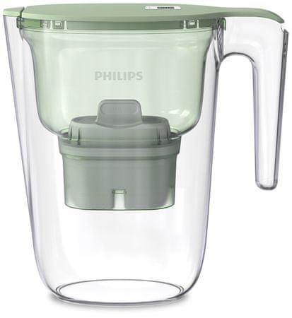 Philips AWP2935GNT/10 vrč za filtriranje vode, zelen, 2,6 l