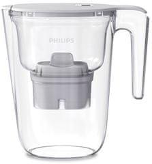 PHILIPS vízszűrő kancsó AWP2935WHT/10, fehér, 2,6l