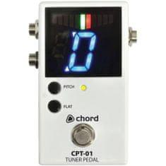 Chord CPT-01, chromatická pedálová ladička